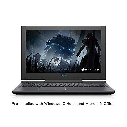 Dell G Series G7 7588 15.6-inch FHD Laptop (eighth gen Core i9-8950HK/16GB/1TB + 128GB SSD/Windows 10/MS Office/6 GB Nvidia GeForce GTX 1060 Graphics) Alpine White