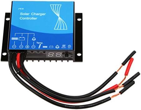 12v 24v 30a Wasserdicht Auto Solarpanel Batterieregler Laderegler