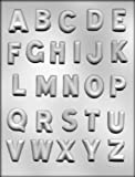 CK Products 1-1/4-Inch Alphabet Chocolate Mold