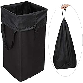 Amazon Com Foldable Large Laundry Hamper With Laundry Bag