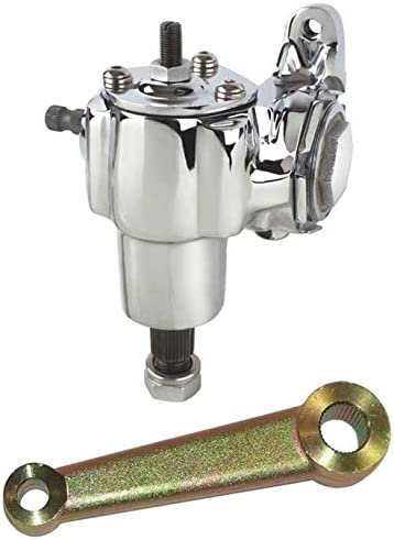 STREET ROD HOT ROD T-BUCKETS MODEL A COMPATIBLE WITH 1923-1948 FORD NEW VEGA MANUAL STEERING BOX GM 140 CROSS STEERING GEAR BOX RAT ROD