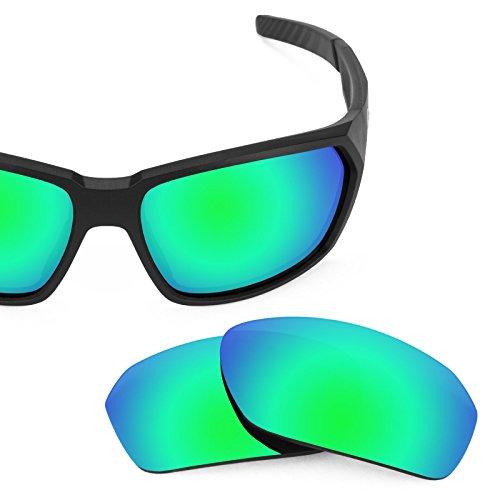 Rogue Elite Polarizados múltiples de Lentes Mirrorshield Verde Opciones repuesto Revant — F1L xwnzT8a8fq
