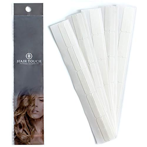 Hair Tape Double Sided No Shine Bonding Hair Touch, 4 cm x0.8, 50 piece
