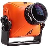 RunCam Sparrow FPV Camera Mini Micro Cam 2.1mm WDR 700TVL OSD Audio DC 5-36V CMOS 16:9 for Multicopter by Crazepony