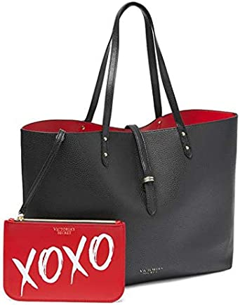 Black and Red bag included Victorias Secret Limited Edition Tote Bag