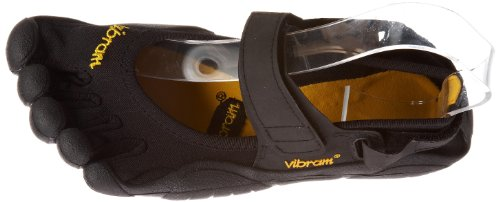 Para Vibram Sprintw118 De Five Fingers Mujer Correr Nailon Zapatillas Negro qf7F0q
