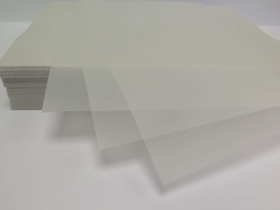 25 x A4 Translucent Vellum Tracing Paper 110gsm for Laser & Inkjet Printers Jackdaw Express