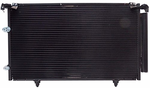 (Automotive Cooling Brand A/C AC Condenser For Toyota Camry Lexus ES330 3052 100%)