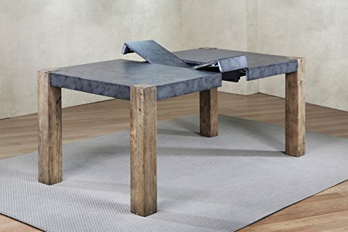 Butterfly Extension Square Table - 8