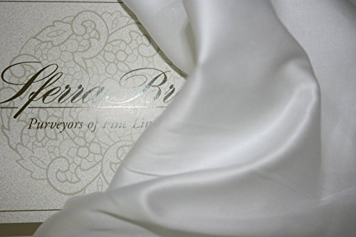 Sferra Bros. Ltd. Purveyors of Fine Linens 600TC 100% Italian Egyptian Cotton 2 ply yarns ALLEGRO Sheet Set (KING)
