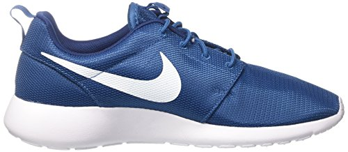 Blue Roshe Blue One Shoes NIKE s Running White Blue Men Industrial Coastal White 8qTpOwF