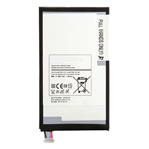 ANTIEE Compatible EB-BT330FBE Battery Replacement Samsung Galaxy Tab 4 8.0 T330 T331 T335 8'' SM-T330 T331 T335 T337 T337A SM-T330NU SM-T337T SM-T337V EB-BT330FBU 3.8V 4450mAh by ANTIEE (Image #1)