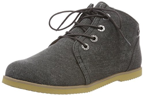 BEARPAW Women's Claire Desert Boot,Blue Canvas,US 10 M