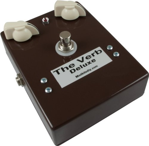 """MOD KITS DIY - """"The Verb Deluxe"""" Digital Reverb Pedal. by MOD Kits DIY"""