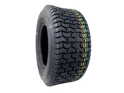 MASSFX Lawn Mower Garden Tires 16×6.5-8 Tire 2 Set MO16658 4 PLY 7.1mm Tread