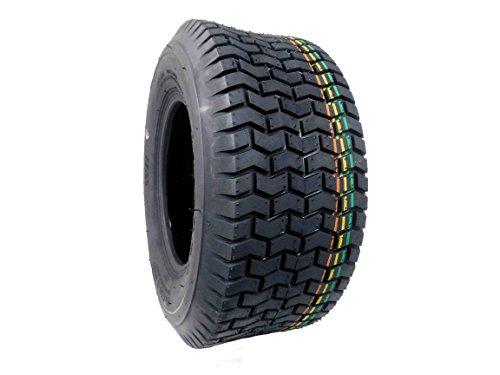 MASSFX Lawn Mower Garden Tires 16×6.5-8 Tire 2 Set MO16658 4 PLY 7.1mm Tread