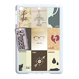 Personalized New Print Case for Ipad Mini, The Mortal Instruments City of Bones Phone Case - HL-2058011
