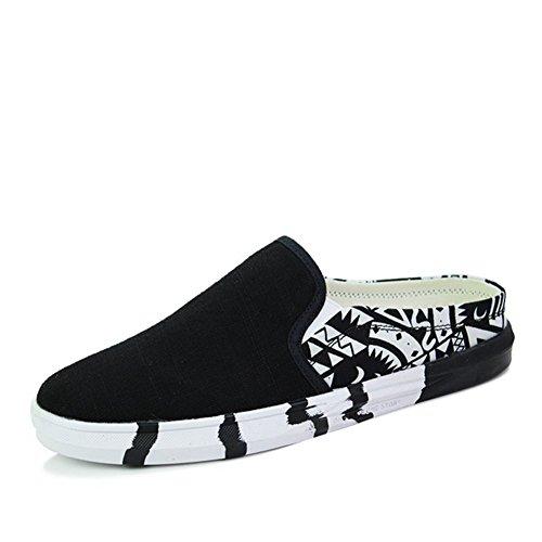 Hombres Casuales Zapatillas De C Low Zapatillas Lona Ayuda H7OHq