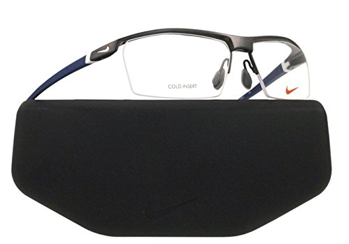 Nike Eyeglasses NK 7071/1 GREY 075 NK7071 - Glasses Frames Nike