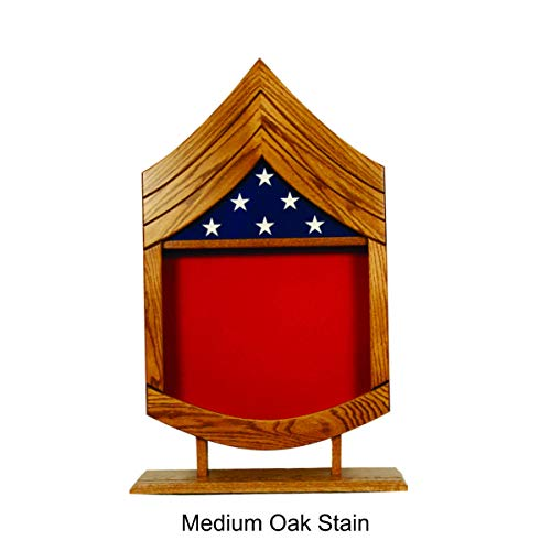 E-6-USMC-Staff-Sergeant-SSgt-Shadow-BoxRetirement-Display