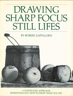 Drawing Sharp Focus Still Lifes