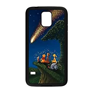 James-Bagg Phone case Winnie The Pooh Protective Case For Samsung Galaxy S5 Style-3 hjbrhga1544