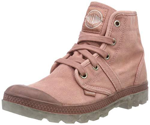 635 Palladium Femme 92477 Basses Pallabrouse m Chaussures Rose 4qzEq