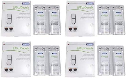 Delonghi entkalker - Descalcificador para cafeteras (8 botellas de ...