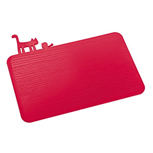 koziol Chopping Board Cutting raspberry