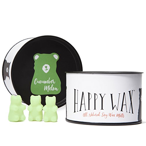 elon Scented Soy Wax Melts - Bear Shapes Perfect for Mixing Melts in Your Wax Warmer! ()