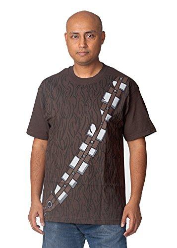 Star Wars I Am Chewbacca Costume T-shirt (Large,Chewbacca, Wookie (Star Wars Wookie Costume)