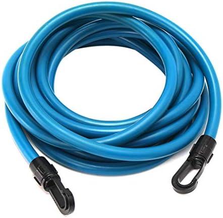 Linpu - Cinturón de entrenamiento para natación, cinturón de resistencia, para natación estática, arnés de natación, cuerda de resistencia, correa bungee