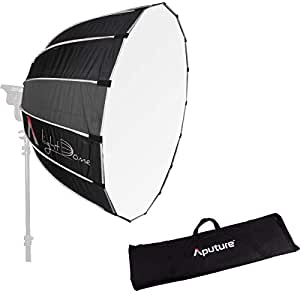 Aputure Light Dome 35 Inch Deep Octagon Softbox Aputure 120D Mark 2 Aputure 300D Aputure 120D Aputure 120T Godox AD600B AD600BM Flashpoint XPLOR 600 Other Bowen-S Mount Lights