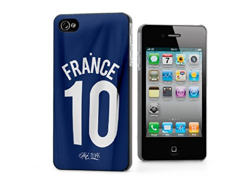 Master Case - Coque iPhone 4/4S Maillot-France