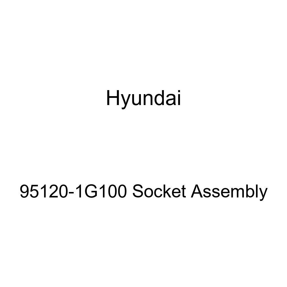 Genuine Hyundai 95120-1G100 Socket Assembly