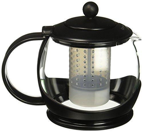 Bonjour Prosperity Tea Pot Black 53108
