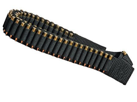 US-DEALS Tactical Stealth Black 180 Round Shot Shell Rifle Ammo Cartridge Hunting Shoulder Bandolier Bandoleer Carrier Holder 60