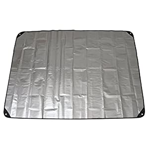 UST Survival Blanket/Tarp 2.0 with Windproof and Waterproof Material for Emergency, Camping, Hiking and Outdoors