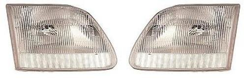 99 ford f150 headlight covers - 7