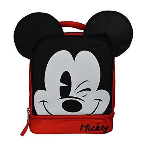 GDC Disney Mickey Mouse Dual Lunch Kit, 1