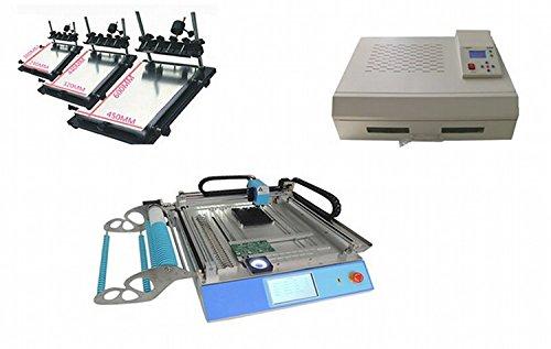 gowe-smt-production-line-stencil-printer-pick-place-machine-reflow-oven-best-combination-dicount