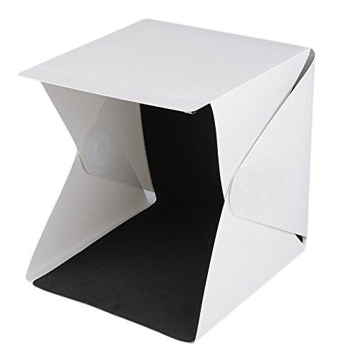 vidpro-photography-lighting-kit-take-photos-like-a-pro-with-this-foldable-pvc-light-box-studio-free-