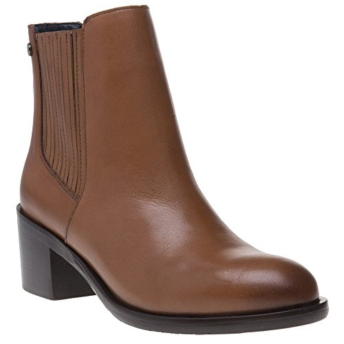 Boots Femme Hilfiger Fauve Parson Tommy 4xf0ZUqwqn