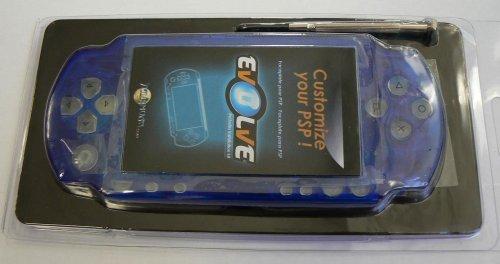 (Evolve PSP Faceplate *CRYSTAL BLUE*)