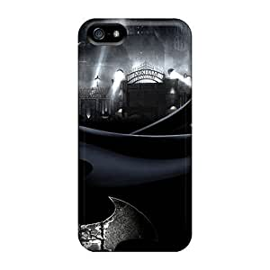 Awesome ToNEPwk6362IWaoH AnnetteL Defender Tpu Hard Case Cover For Iphone 5/5s- Batman