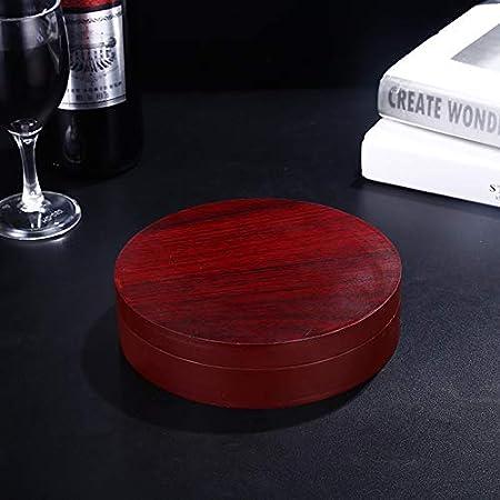 Juego de abrebotellas de vino, incluye sacacorchos, tapón y vertedor de vino, accesorios de vino, 4 piezas en estuche de madera de regalo
