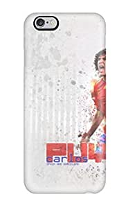 High Quality JessicaBMcrae Carles Puyol Skin Case Cover Specially Designed For Iphone - 6 Plus