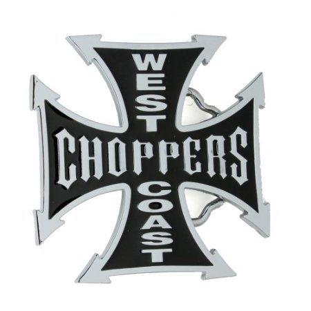 [West Coast Choppers Belt Buckle] (Chopper Buckle)