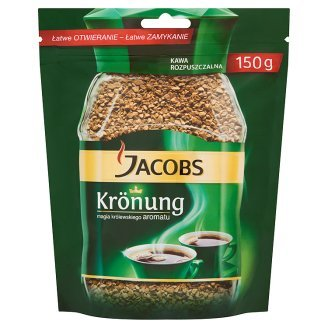 Jacobs KRONUNG Instant Coffee - 1 pouch - 150g