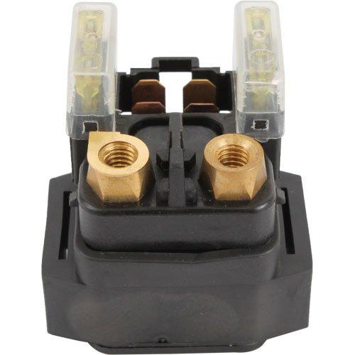 DB Electrical SMU6067 Starter Solenoid Relay for 2000-2009 Yamaha ATV Big Bear 250 Raptor 660 Wolverine 350 /4XE-81940-00-00  4XE-81940-10-00  4XE-81940-11-00  4XE-81940-12-00 ()